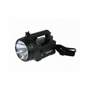 NightSearcher Puma Lightweight Rechargeable Searchlight Halogen 30W 750lm & 10W 175lm