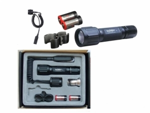 Nextorch T6A Tactical Flashlight Hunting Kit
