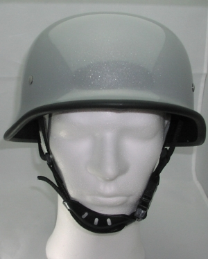 Silver ABS Protection Helmet