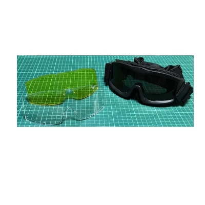 Arena Tactical Shooting Goggles