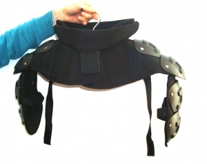 Body Armor for Neck, Shoulders, Arms and Legs