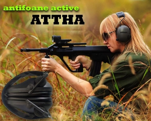Active Ear Defenders ATTHA