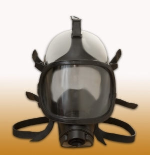 Gas Mask - panoramic vision, model PN 124