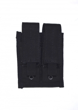 Double Pistol Mag Pouch for Tactical Multifunctional Vest