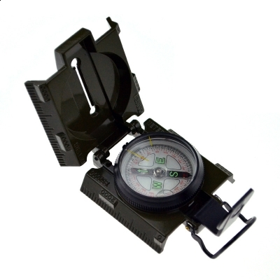Aluminium Military Lensatic Compass