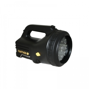 NightSearcher Panther 9xLED Lite 1500lm 1000m Rechargeable Lightweight Searchlight