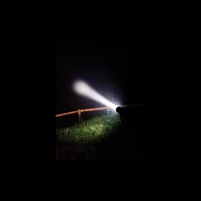 NightSearcher Tracker LED Tactical Flashlight