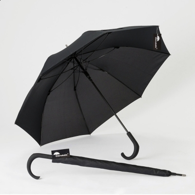 Unbreakable Walking Stick Umbrella Standard Curved
