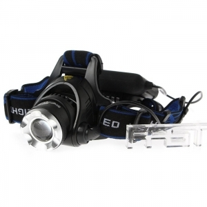 CREE XM-L T6 800lm LED Rechargeable Headlamp