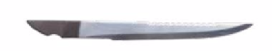 Morakniv - Knife blade Morakniv Fish Scaler No.98 Stainless steel